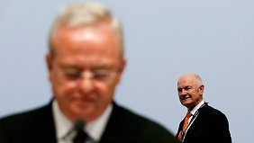 earthquake at Volkswagen: Piëch publicly of winter grain