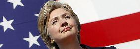 "Kandidatur bei Wahlen 2016 offiziell: Hillary Clinton will ""Champion"" werden"