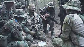 Angst vor russischer Invasion: Letten trainieren den Ernstfall