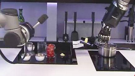 In zwei jahren marktreif roboter kocht krabbensuppe f r for Koch roboter