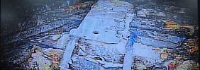 Roboter filmt in Fukushima-Ruine: Menschen wären innerhalb einer Stunde tot