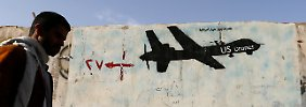 Drohne trifft Ibrahim al-Rubaisch: USA schießen Top-Kleriker von Al-Kaida ab
