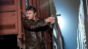 """Knallharte Action und viel Blut: Liam Neeson schießt sich durch """"Run All Night"""""""