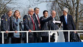 G7-Außenminister in Lübeck: Die Liste schwieriger Themen ist lang