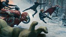 """""""Age of Ultron"""" in den Kinos: So ist der neue """"Avengers""""-Film"""