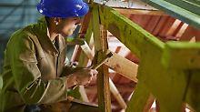 Stärkerer Aufschwung erwartet: Wirtschaft setzt zum Höhenflug an
