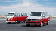 "Sechste ""Bulli""-Generation: VW stellt T6 vor"