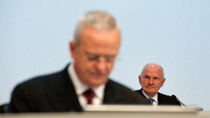 Entscheidung bei VW erwartet: Experten spekulieren über Winterkorn-Nachfolge
