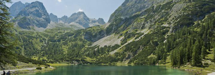 Wald, Berge, Seen: Tirol - im Herzen der Alpen