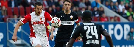 Augsburg zieht Richtung Euro-League: Stuttgarts Klassenerhalt wird ungewisser