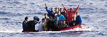 """Interview: """"Flüchtlinge halten Bootsfahrt für legal"""""""