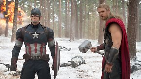 """Superheldenteam kehrt zurück: """"The Avengers"""" retten mit viel Witz und Action die Welt"""