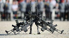Fehlerhaftes Sturmgewehr G36: Opposition erhebt Vorwurf der versteckten Einflussnahme