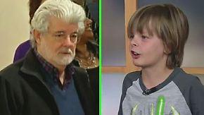 Bewegender Brief an George Lucas: Siebenjähriger reformiert den Jedi-Kodex