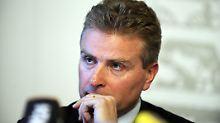 Einer der beiden beschuldigten  Uefa-Ermittler: Peter Limacher. (Archivbild)