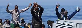 Zahlen und Grafiken: Wo in Europa bleiben die Flüchtlinge?