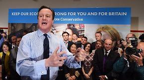 """Cameron winkt mit """"Brexit"""": Britischer EU-Austritt könnte Milliarden kosten"""