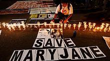 Indonesien lässt keine Gnade zu: Todestermin für Schmuggler rückt näher