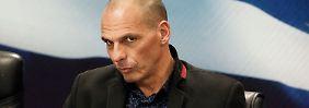 Personalkarussell in Athen: Varoufakis wird degradiert