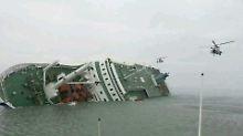 Die Tragödie am 16. April 2014 überlebten nur wenige der 476 Passagiere.