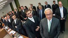 Deutsche-Bank-Manager vor Gericht: Anklage beschreibt Plan der Bank-Chefs