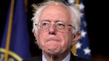 Unabhängig und eigensinnig: Bernie Sanders kämpft mit geschliffenen Argumenten für soziale Gerechtigkeit.