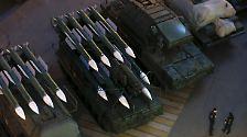 Russland probt die Siegesfeier: Die Panzer rollen schon durch Moskau