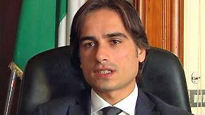 Lebensgefährlicher Mut: Bürgermeister aus Kalabrien wagt Kampf gegen die Mafia