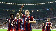 Lichtblick nach Elfmeter-Blamage: FC Bayern unterbietet eigenen Rekord