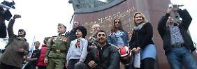 Mit wem sich Putin umgibt: Lasst Russlands Rocker gewähren
