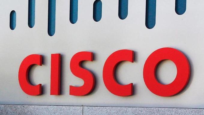 Cisco Systems wächst wieder.