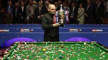 Wie ein Bochumer CL-Triumph: Stuart Bingham schafft Snooker-Sensation