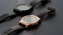 Smartwatch mit neuem Android Wear: LG Watch Urbane geht voran