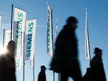 Siemens plant wieder Stellenabbau: Jobs in der Antriebssparte fallen weg