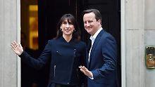 Klare Mehrheit statt knappes Rennen: Cameron triumphiert bei Unterhauswahl