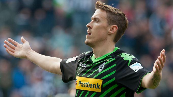 Nationalspieler Max Kruse wird künftig für den VfL Wolfsburg auf Torejagd gehen.