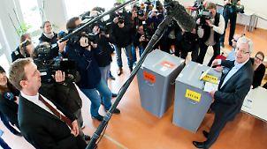 Nachrichtenüberblick: Bürgerschaftswahl Bremen
