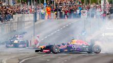 Sollte Audi in die Formel 1 einsteigen, dann wahrscheinlich mit dem Team von Red Bull im Rücken.