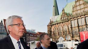 Wahl in Bremen: Nicht-Wähler strafen SPD ab