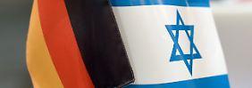 Gehemmt wegen des Holocausts?: Gauck warnt vor wachsendem Antisemitismus