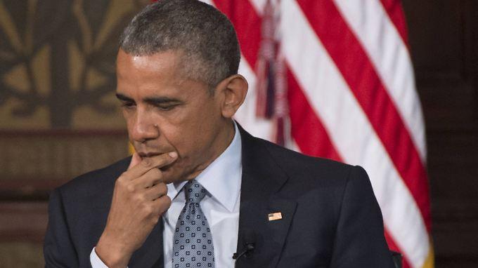 US-Präsident Barack Obama kann noch immer auf TPA hoffen. Doch der Gesetzentwurf liegt nun erst einmal auf Eis.