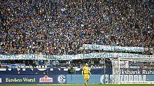 Klare Ansage vom Schalke-Anhang.