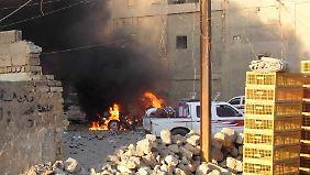 Islamischer Staat erobert Ramadi: Schiiten wollen IS mit US-Hilfe in die Flucht schlagen