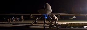 Bis eine europäische Drohne bereitsteht will das Bundesverteidigungsministerium auf Modelle aus Israel oder den USA setzen.