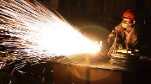 Welt-Index: Die Industrie schiebt die Weltkonjuktur an