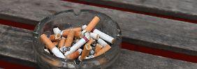 Regierung stellt Drogenbericht vor: Tabak und Alkohol bringen Tausende ins Grab
