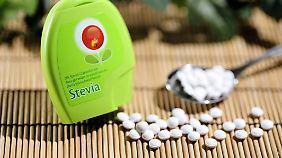 Stevia ist der jüngste zugelassene Süßstoff.