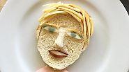 Taylor Swift hat Käse auf der Stirn: Mit Essen spielt man nicht!