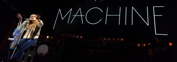 Muss man gehört haben: Florence & the Machine: Volle Kraft voraus