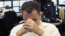 Wall Street schaut nach oben: Dax-Erholung endet abrupt
